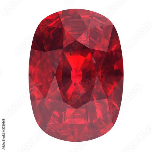 Fotomural  ruby ,Citrine