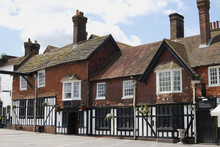 Old Buildings In Crawley. West...