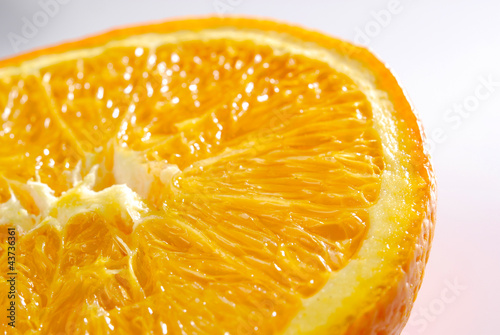 pomarańcza makro