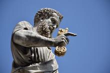 Statue Of St. Peter In Vatican