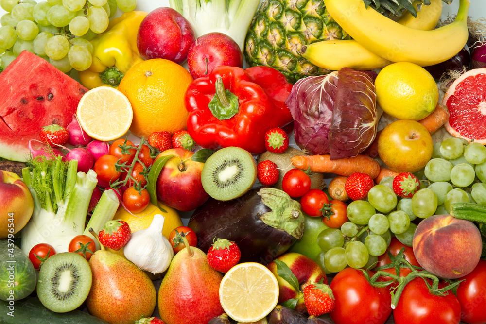 Fototapety, obrazy: fruit and vegetables