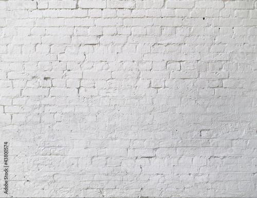 Foto op Aluminium Baksteen muur brick wall
