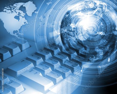 Global technology image #43806738