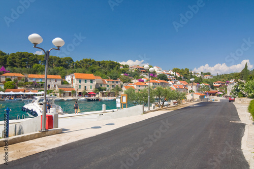 Fotografia Maslinica, Solta Island, Croatia