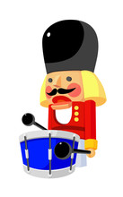 Vector Icon Military Band
