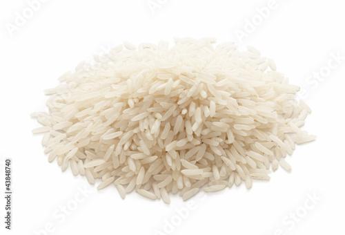 Fototapeta white rice obraz na płótnie
