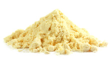 Gram Flour Made Of Chickpeas N...