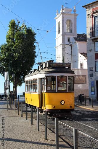 Photo  Lisbon tram
