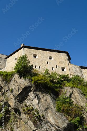 Papiers peints Fortification Forte di Bard - Valle d'Aosta