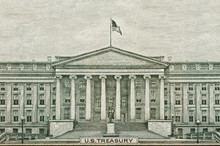 US Treasury Department Washing...