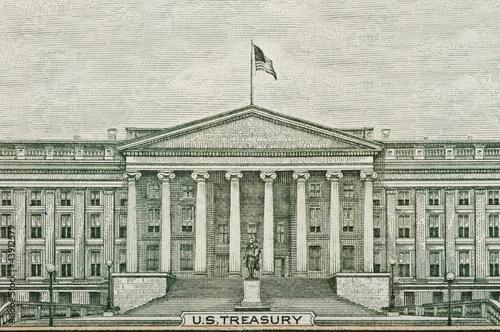 US Treasury Department Washington DC