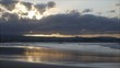 Sonnenuntergang an der Gold Coast