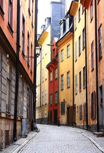 Poster Stockholm Sweden. Stockholm
