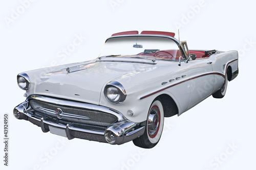Stickers pour portes Vintage voitures Classic car