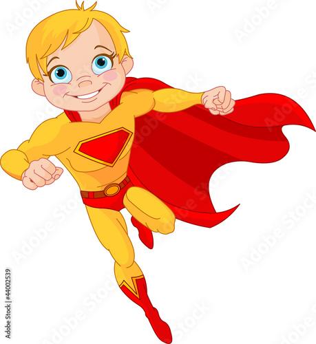 Poster Superheroes Super Boy