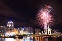 PIttsburgh Fireworks