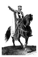 Crusader-King-Knight - 11th Century