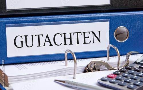 Fotografía  Gutachten
