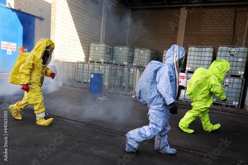 Fotografia  Chemical and Biological War