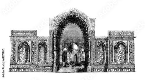 Fotografering  1001 Nights - Arabian Palace