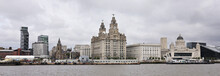 A View Of Liverpool And The Me...