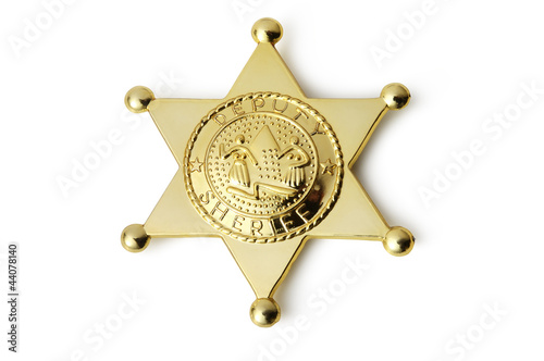 Valokuva  Sheriff's Badge Toy