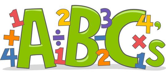 Mathematics Alphabet