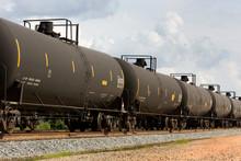 Railroad Tank Cars