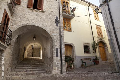 Photo Agnone, Molise-borgo antico, città delle campane