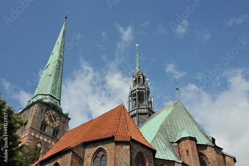 Fotografia, Obraz  Lübeck, St Jakobi