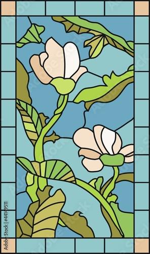 kwiatowy-witraz
