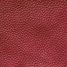 Burgundy Color Leather Texture...