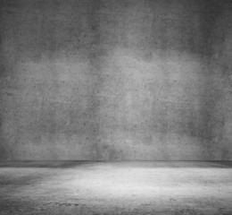 Fototapeta concrete room