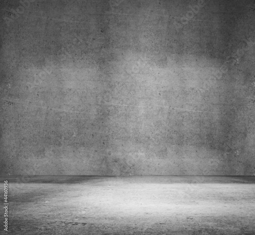 concrete room #44160936