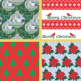 Repeating Christmas Backgrounds