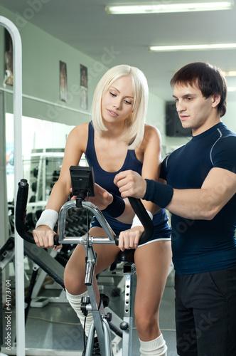 Fotografie, Obraz  fitness
