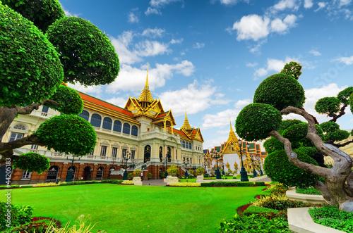 Montage in der Fensternische Bangkok Bangkok