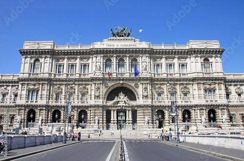 Fotografie, Obraz  Corte di Cassazione - Roma
