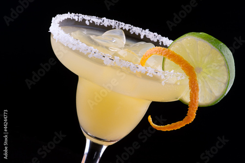Fotografie, Obraz  Orange Margarita  - Most popular cocktails series