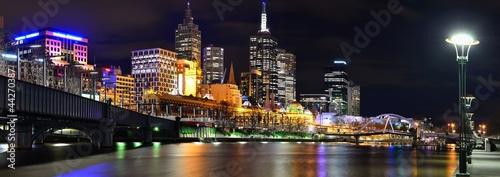 Uferpromenade in Melbourne