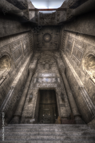 Refaie/Sultan Hassan Mosque in Cairo Egypt #44274321