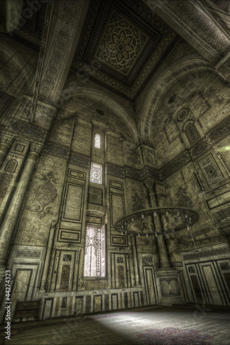 Refaie/Sultan Hassan Mosque in Cairo Egypt #44274323