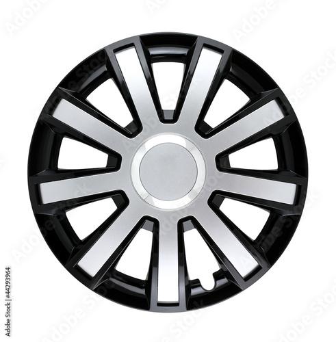 hubcap isolated Tapéta, Fotótapéta