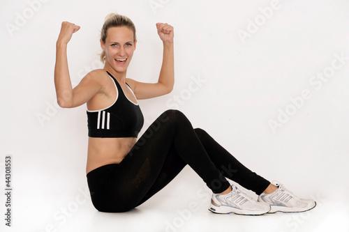Tuinposter Gymnastiek Sport