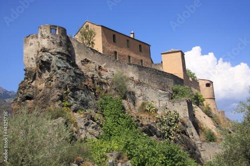 Fotografie, Obraz  Corte la citadelle