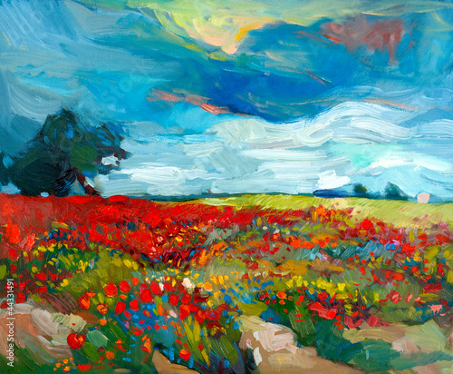 Flower fields - 44331491
