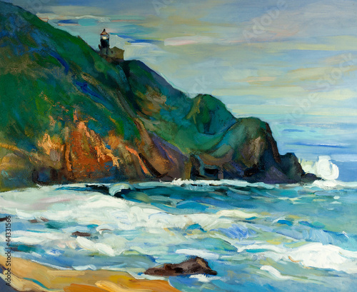 Fototapeta Lighthouse