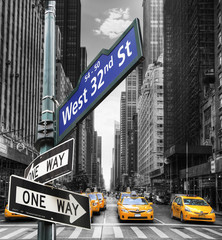 Obraz na PlexiTaxis à New York.