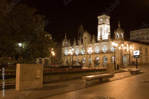 Lugo de noche