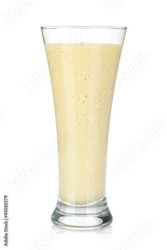 Lait, Milk-shake Banana milk smoothie